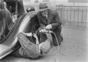 Car Hacking, 1930 style